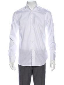 Eton Long Sleeve Dress Shirt w/ Tags