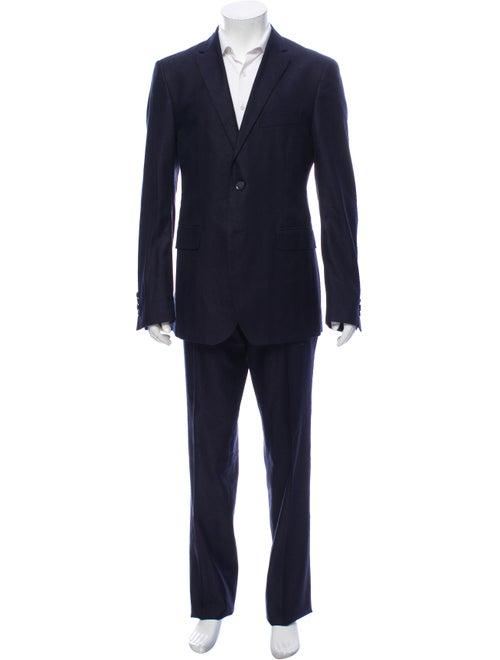 Etro Two-Piece Suit Blue