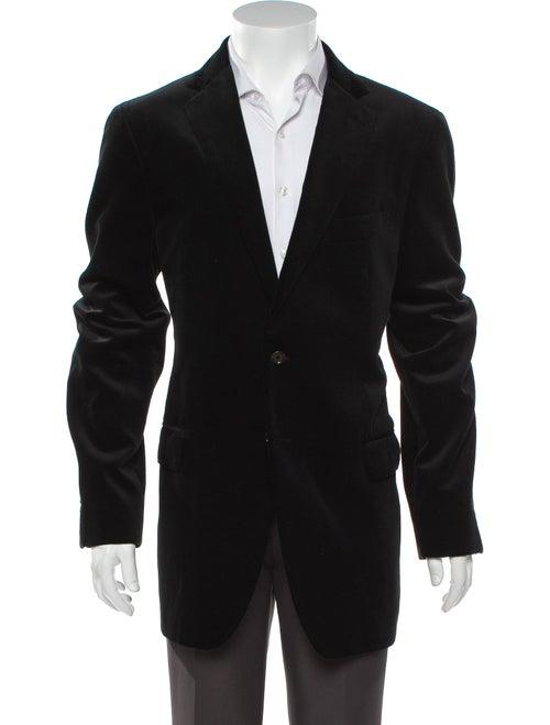 Etro Sport Coat Black