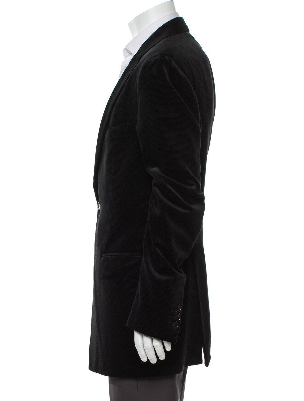 Etro Sport Coat Black - image 2