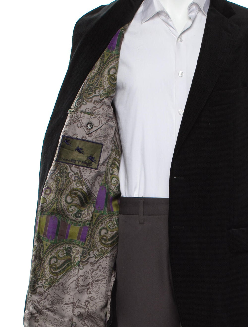 Etro Sport Coat Black - image 4