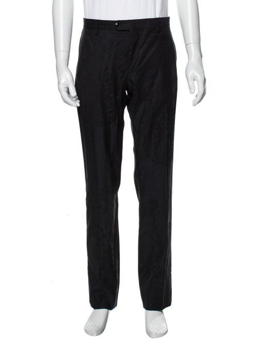 Etro Wool Pants Wool