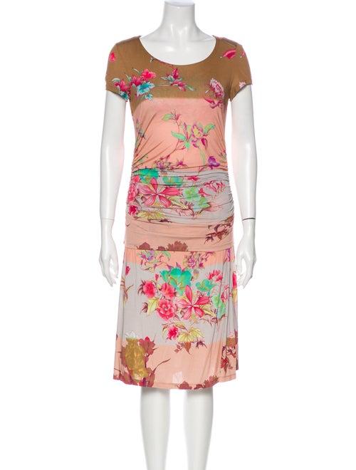 Etro Floral Print Skirt Set