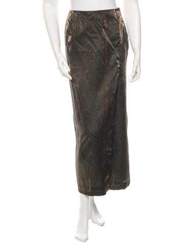 Etro Paisley Skirt