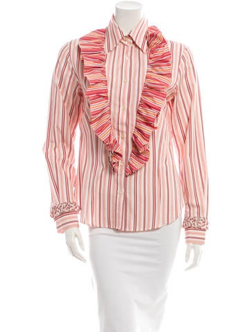 Etro Button-Up Top None