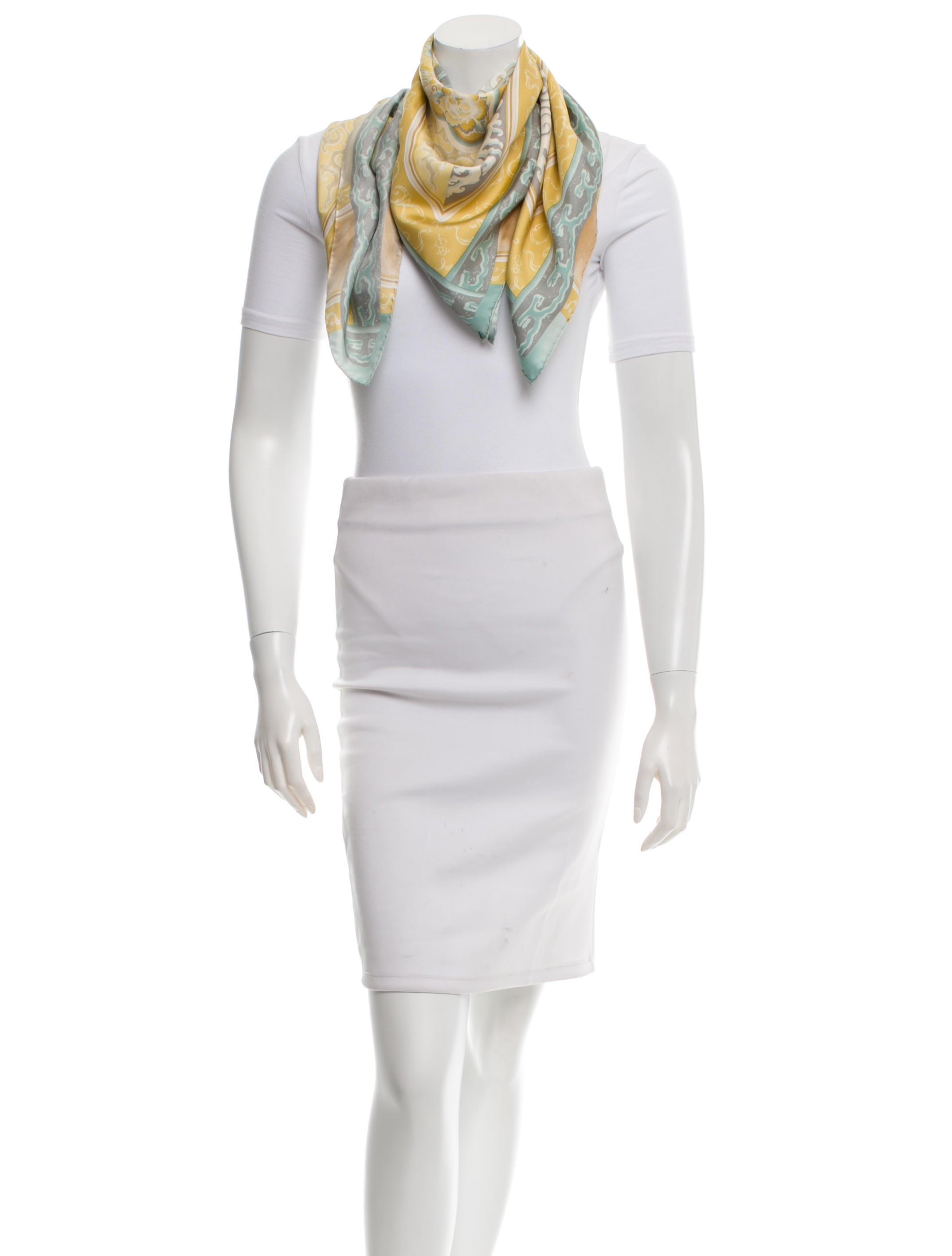 etro silk printed scarf accessories etr36021 the
