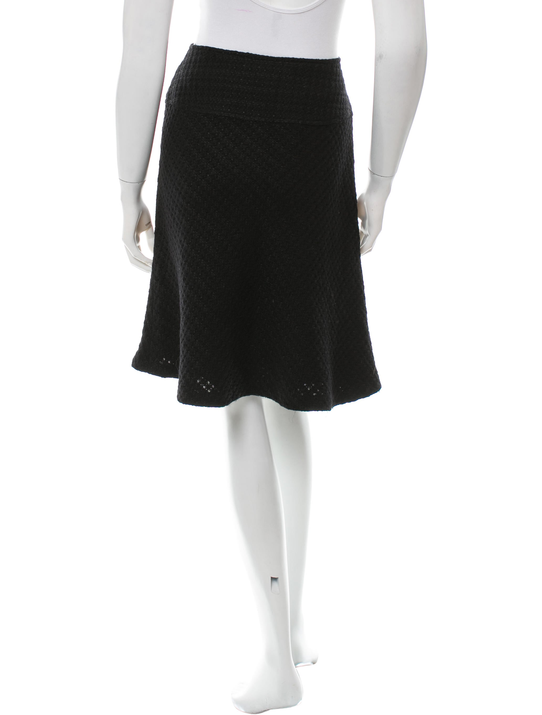 etro wool a line skirt clothing etr39157 the realreal