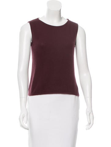Etro Wool Sleeveless Top None