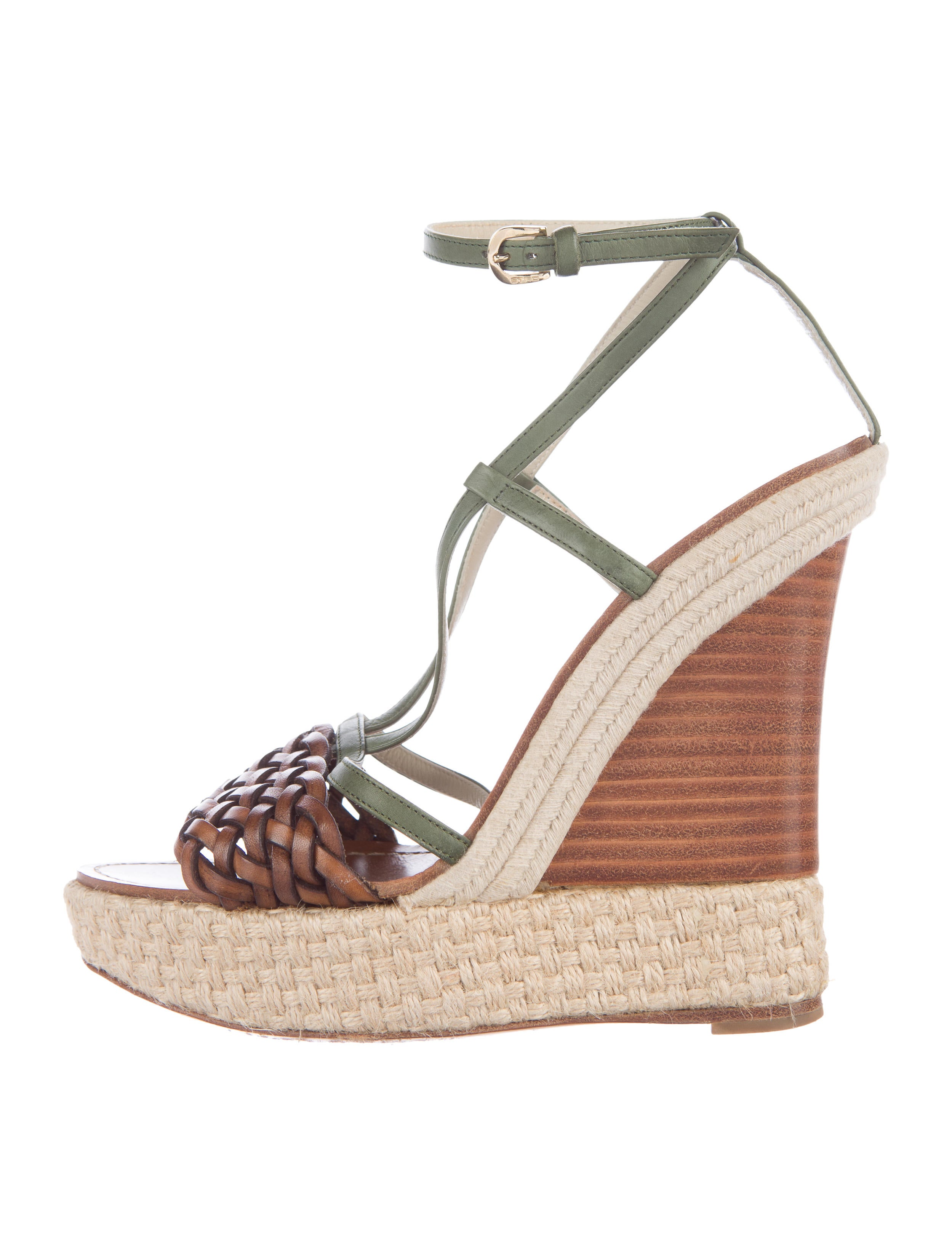 etro espadrille wedge sandals shoes etr43170 the