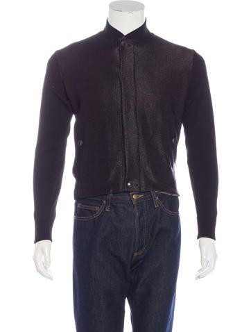 Etro Knit Bomber Jacket None