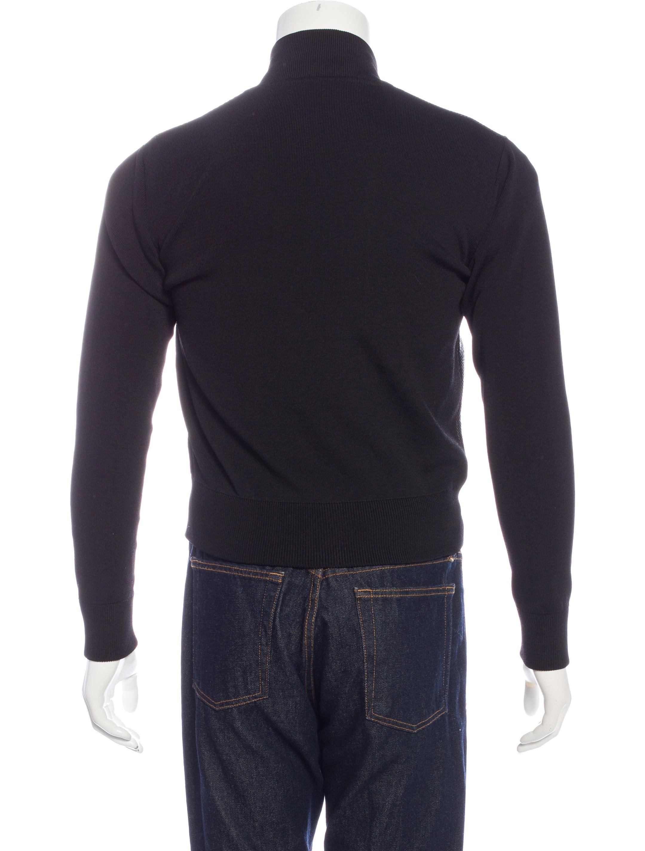 Knitting Pattern Bomber Jacket : Etro Knit Bomber Jacket - Clothing - ETR43381 The RealReal