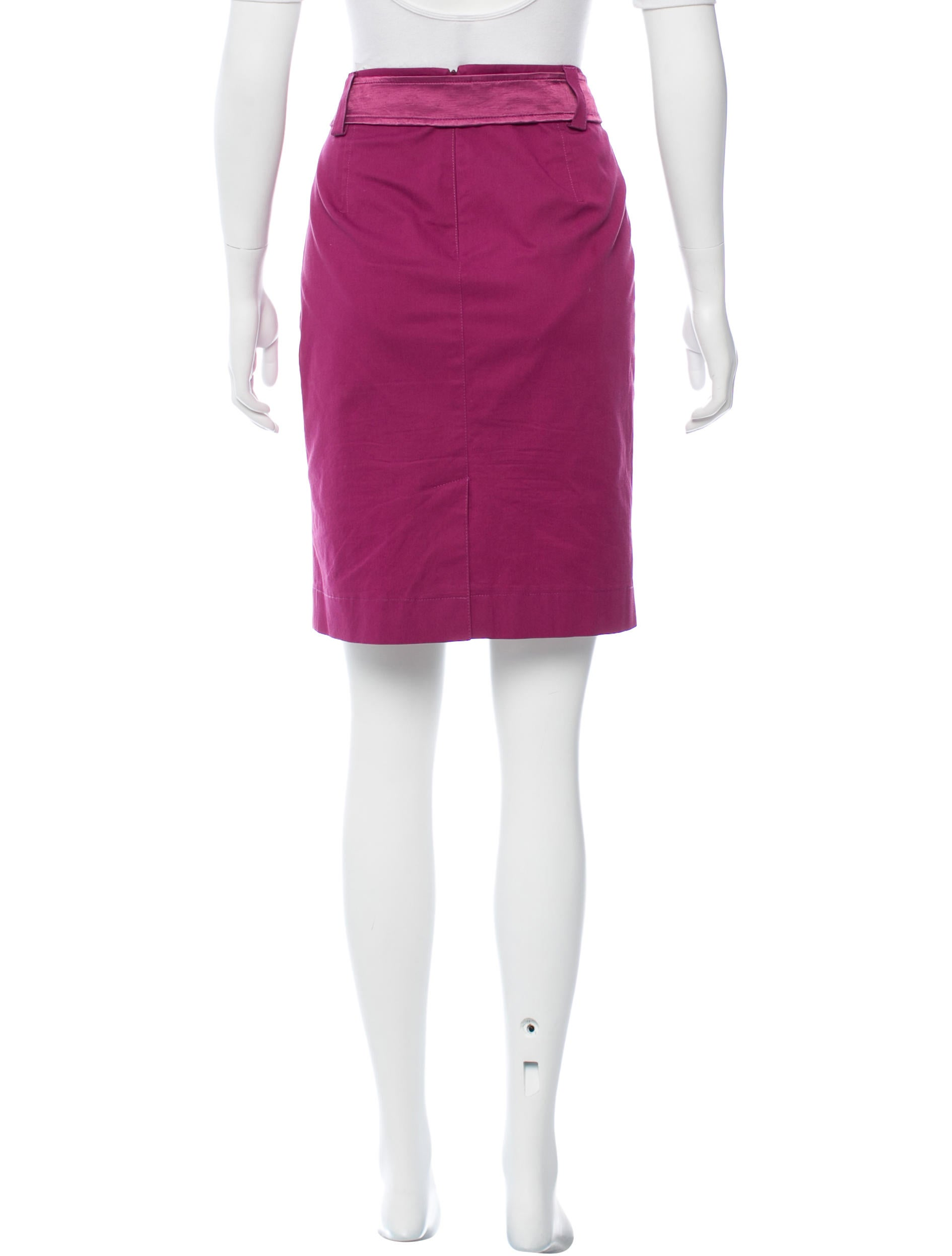 etro classic pencil skirt clothing etr43579 the realreal