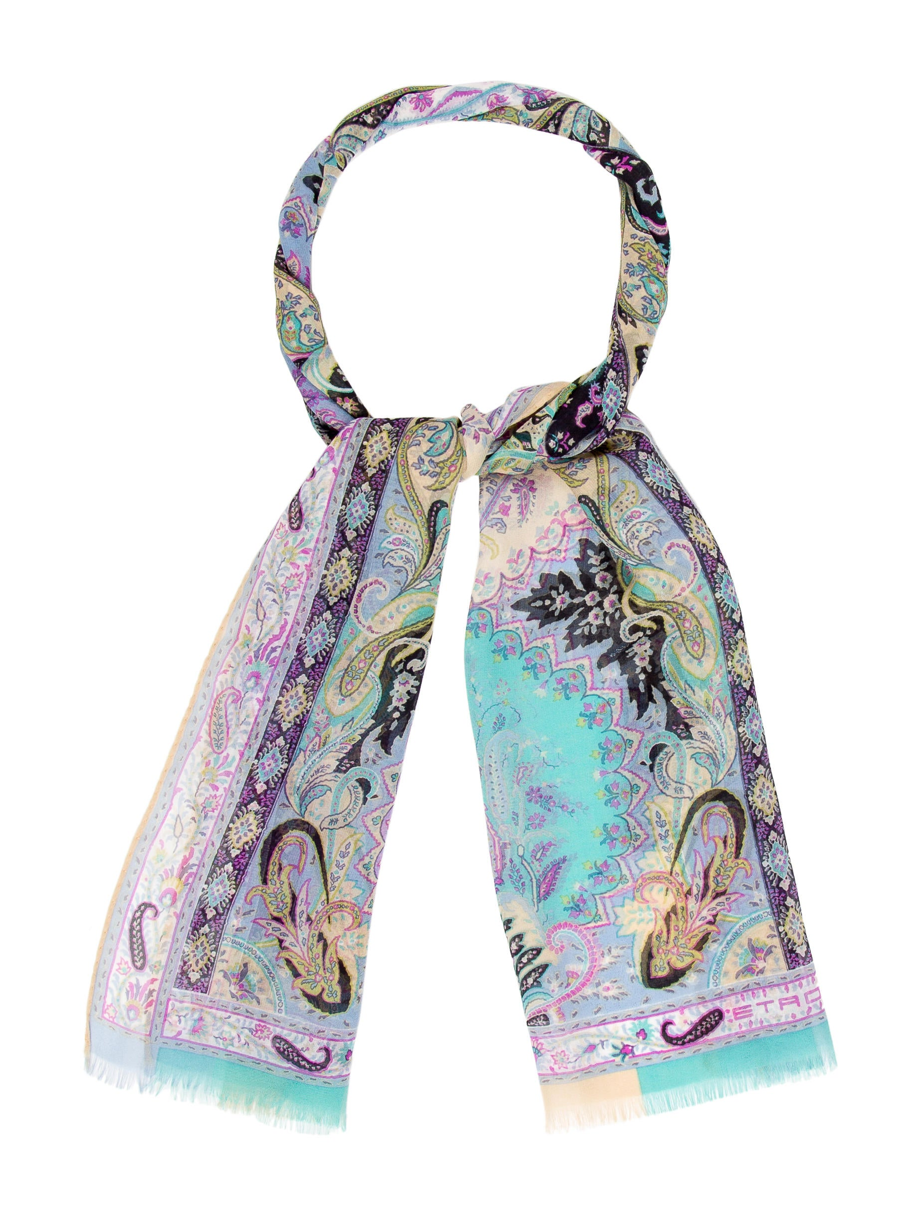 etro silk paisley scarf accessories etr43996 the