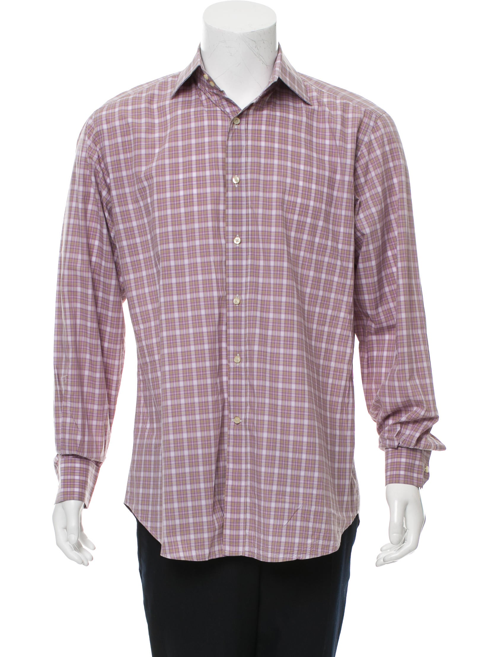 Casual Button-Down Shirts Apply. Filter By clear all. Free Pick Up In Store Clear. Offers Clear. Plaid Casual Button-Down Shirts. Narrow by Brand. Polo Ralph Lauren. Nautica. American Rag. Tommy Hilfiger. Club Room. Barbour. Alfani.