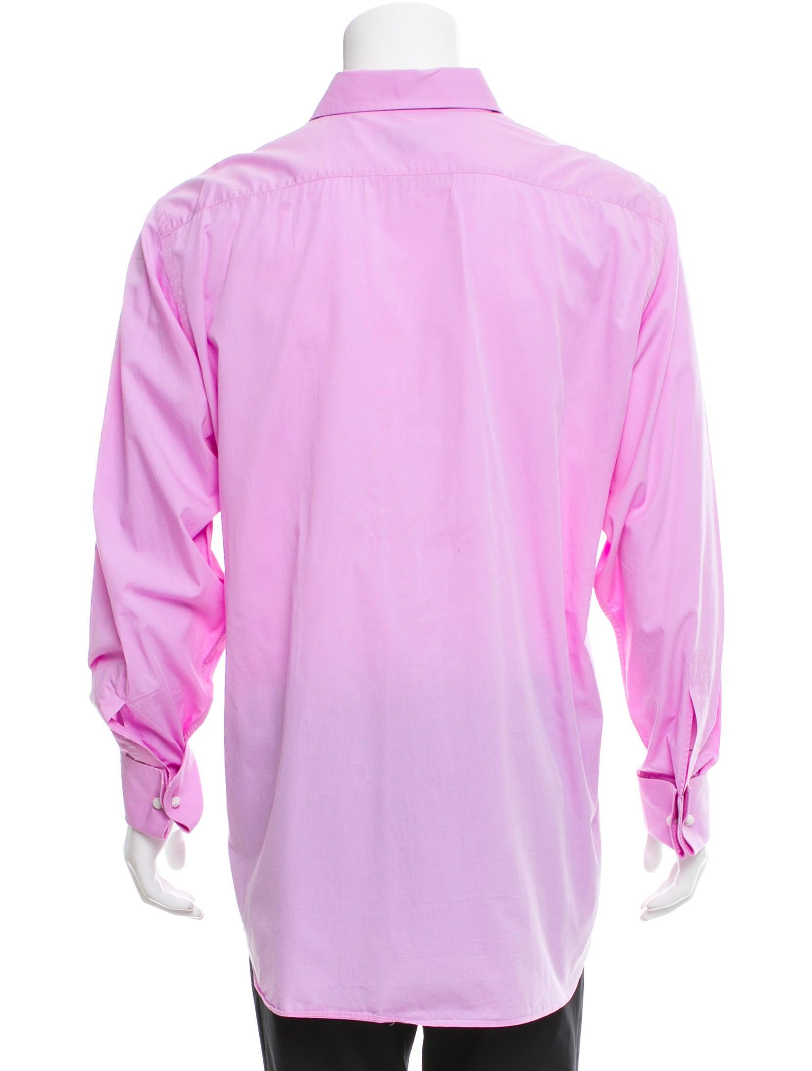 Etro french cuff button up shirt clothing etr47572 French cuff shirt women