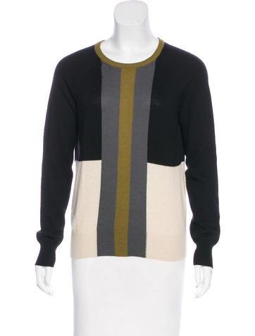 Etro Colorblock Knit Sweater None