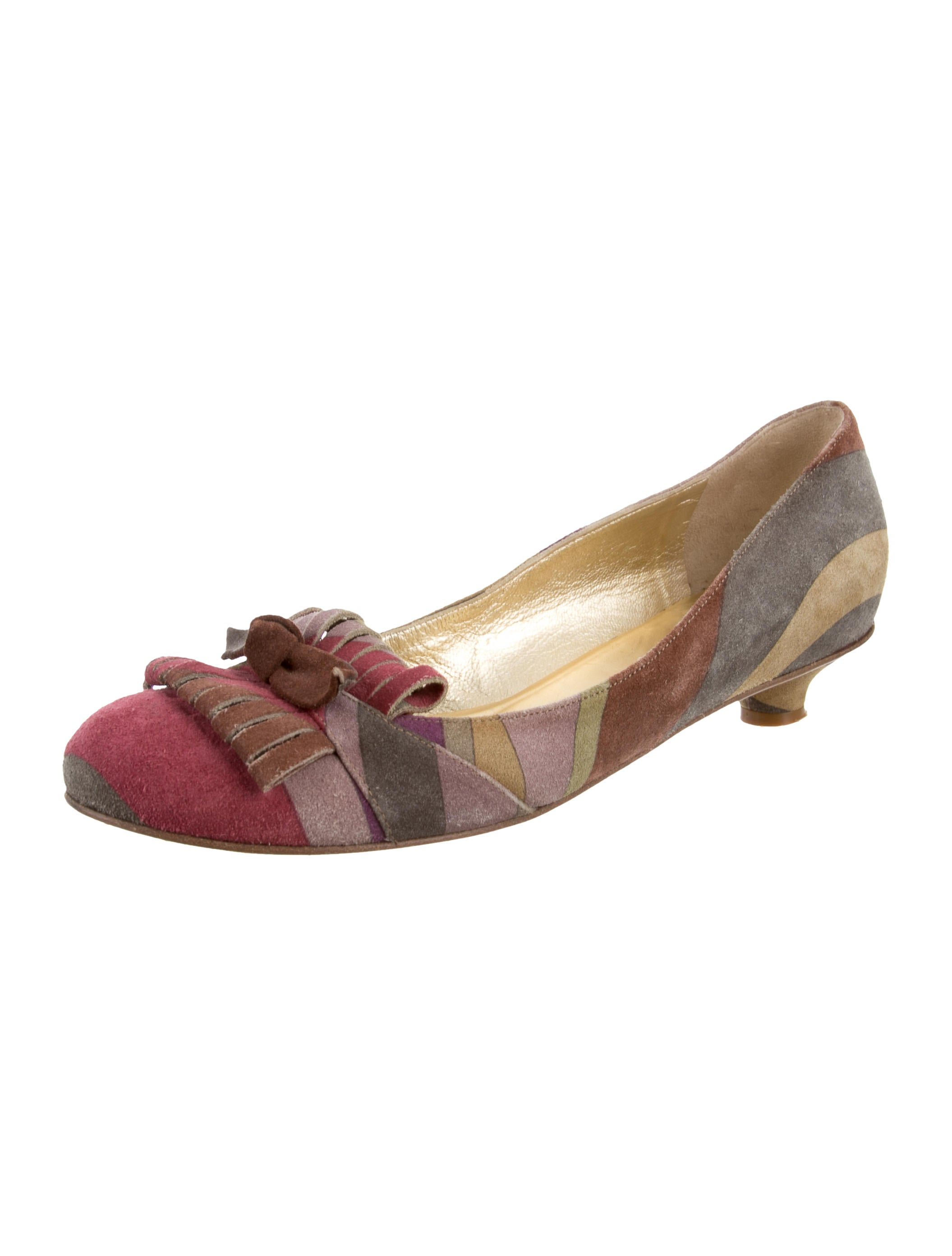 Etro Printed Round-Toe Pumps buy cheap for sale discount pictures where to buy low price prices buy cheap low shipping wGhY8c