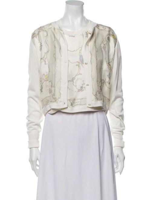 Etro Printed Skirt Set