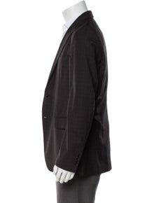 Etro Wool Woven Blazer