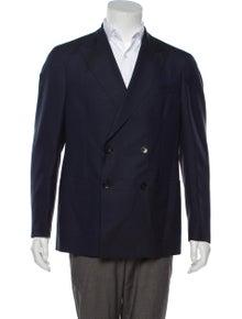 Etro Wool Plaid Sport Coat w/ Tags