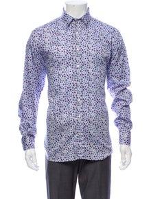 Etro Abstract Print Shirt