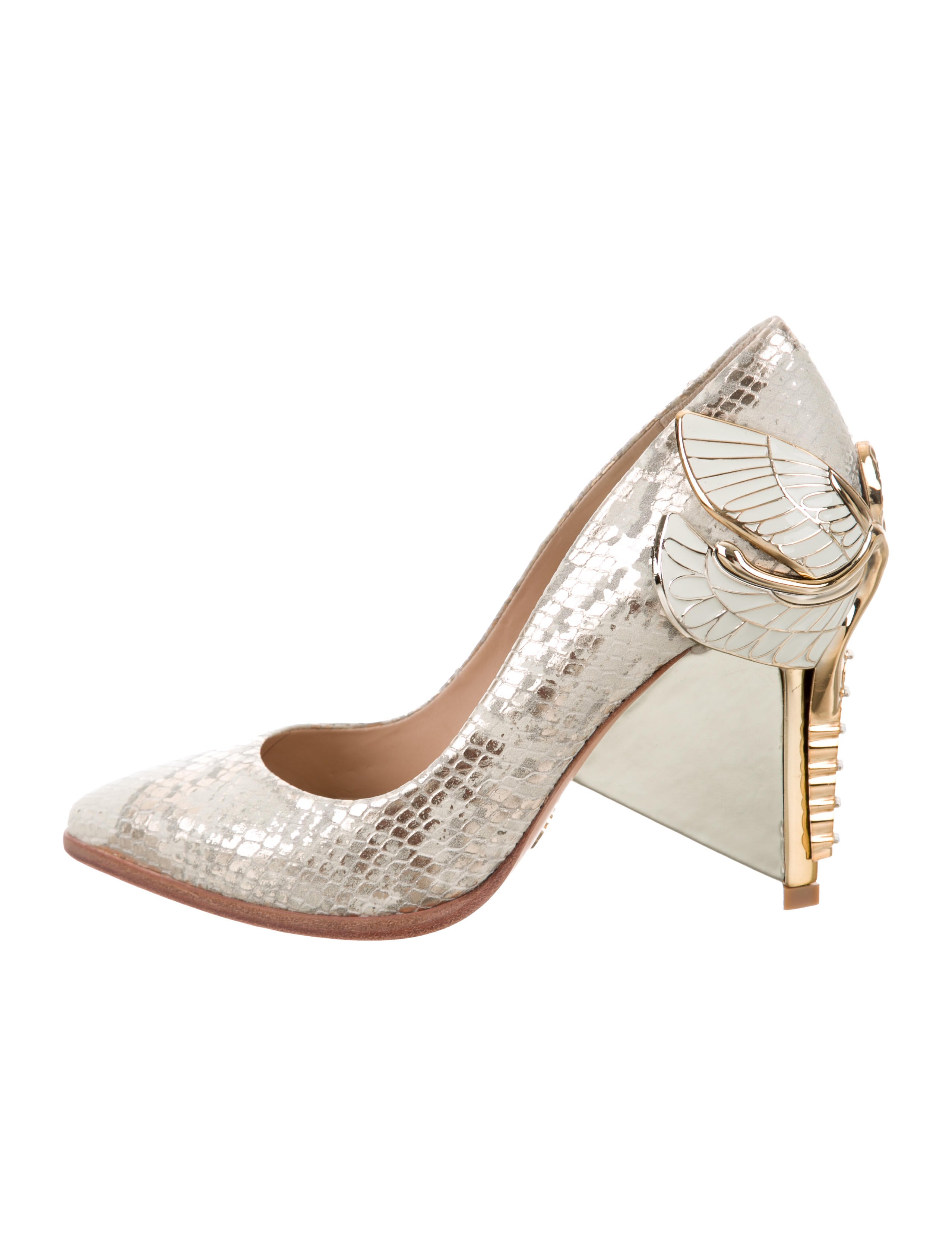 free shipping with mastercard Femmes Sans Peur Aurora Pointed-Toe Pumps w/ Tags extremely cheap online cheap sale pre order pay with paypal for sale IS1tm4Eilk