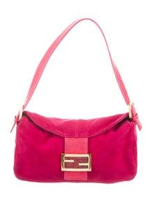 00eed5bd4303 Denim Shoulder Bag.  375.00 · Fendi