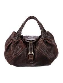 339679803e1c Fendi. Leather ...