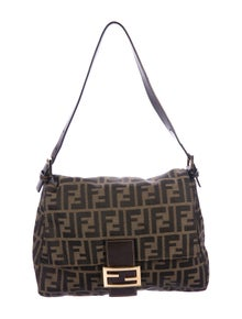 e228ff1572cd Fendi. Zucca Mama Forever Bag.  745.00 · Fendi. Vintage Embossed Leather  Crossbody
