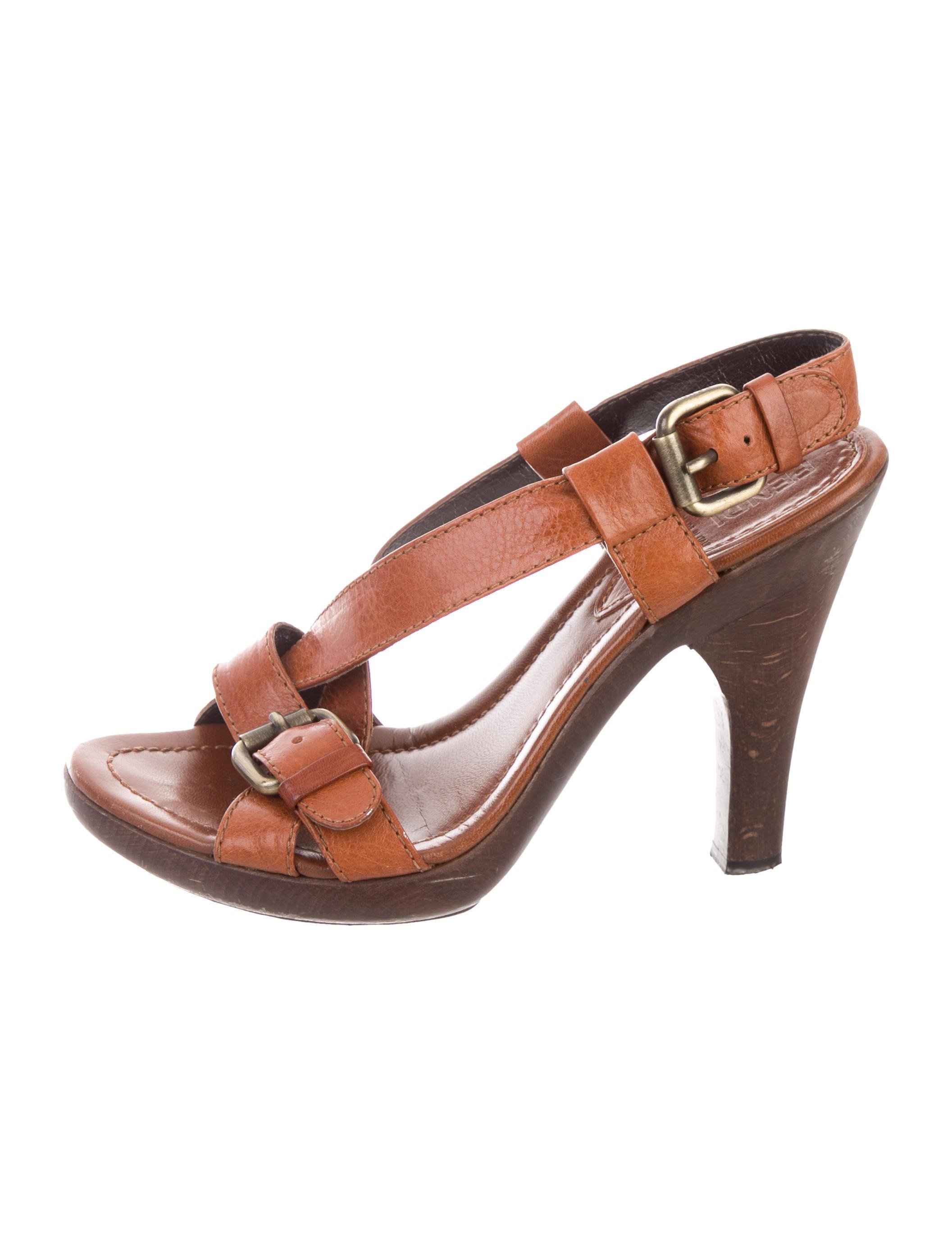 fb453a49c37 Fendi Sandals | The RealReal