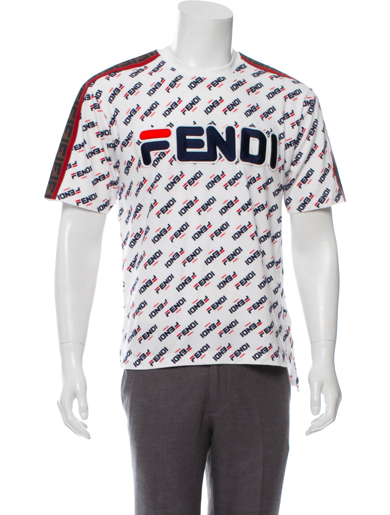 bad3250b Fendi T-Shirts | The RealReal