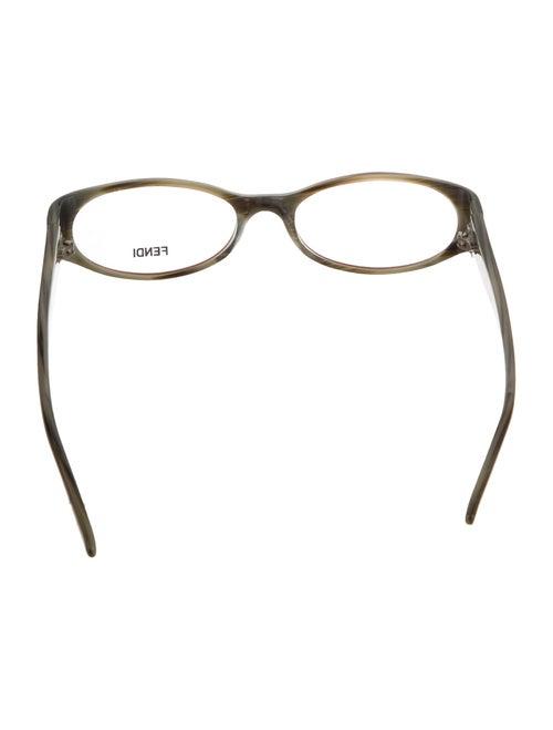 Square Demo Eyeglasses