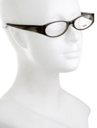 Square Demo Eyeglasses image 4