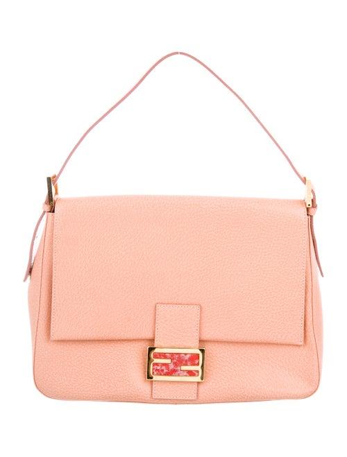 Fendi Mama Forever Shoulder Bag gold
