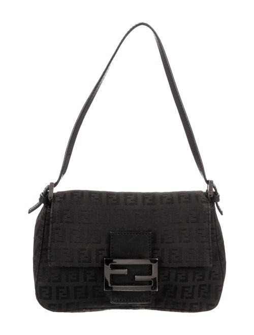 Fendi Mini Mama Forever Bag Black