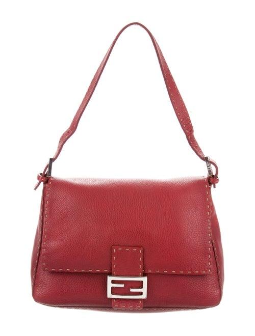 Fendi Selleria Mama Forever Bag silver
