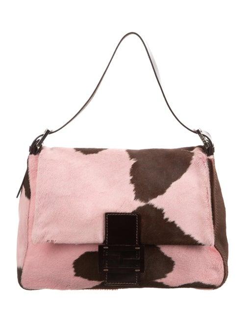 Fendi Ponyhair Mama Forever Bag Pink