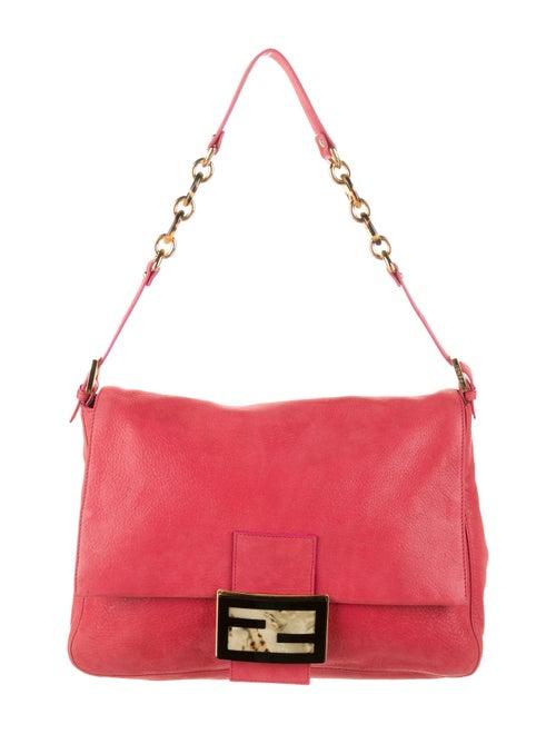 Fendi Large Chain Mama Forever Bag Metallic