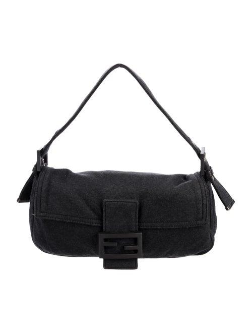 Fendi Jersey Baguette Bag