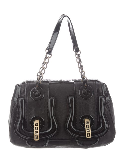 Fendi Borsa Cat Bag Black