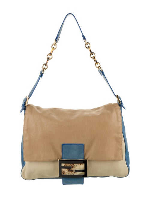 Fendi Mama Forever Bag tan