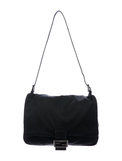 Fendi Mama Forever Shoulder Bag Black