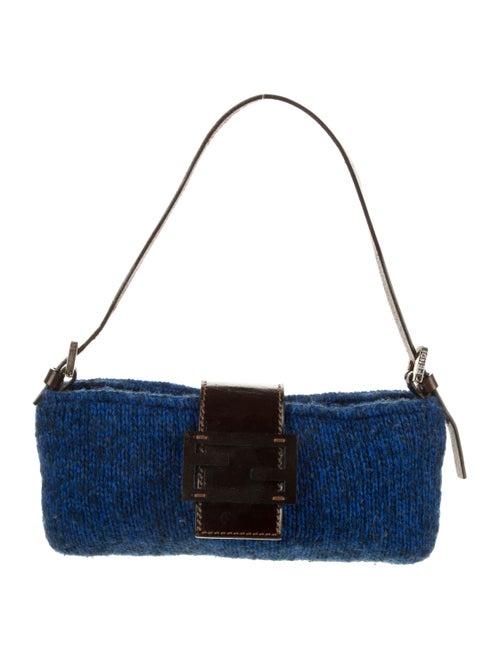 Fendi Wool Baguette wool