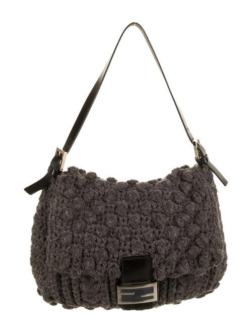 Fendi Mama Forever Shoulder Bag wool