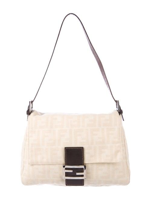 Fendi Zucca Mama Forever Bag beige