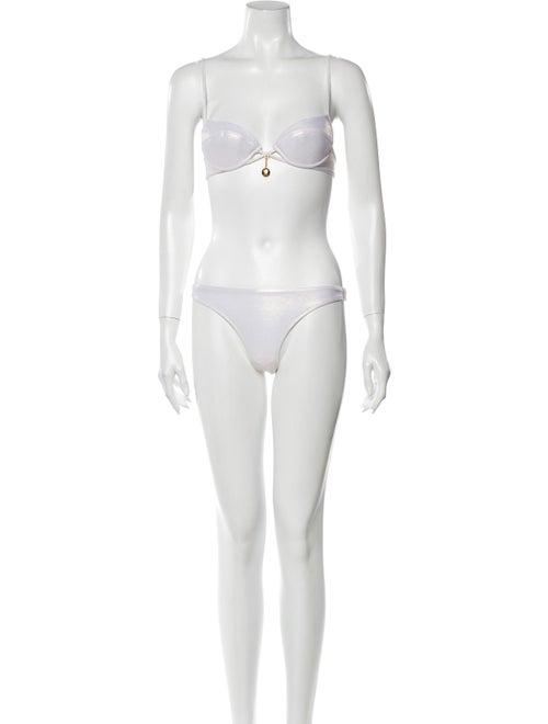 Fendi Bikini White
