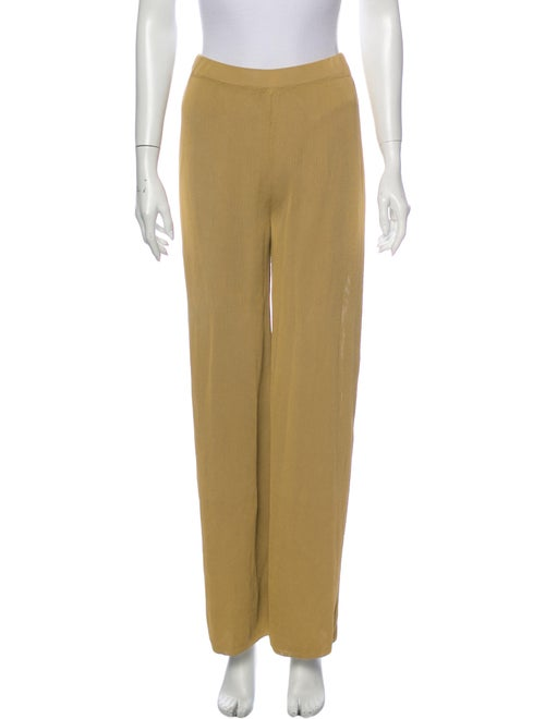 Fendi Vintage Wide Leg Pants