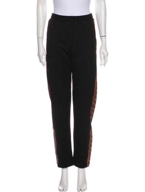 Fendi Sweatpants Black
