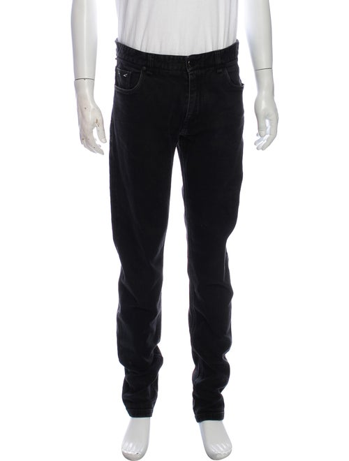 Fendi Skinny Jeans Black
