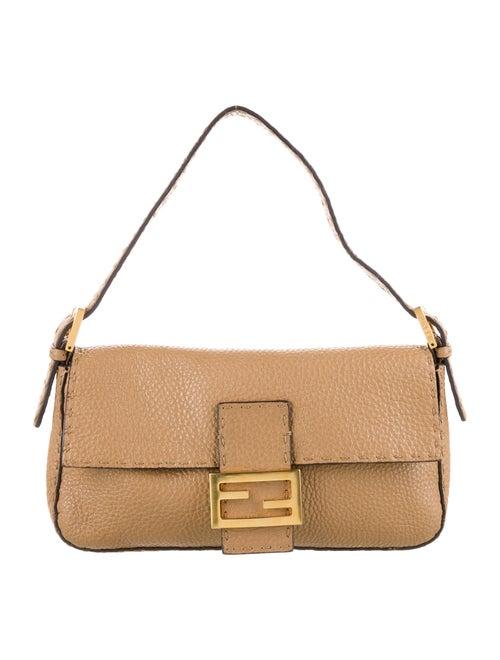 Fendi Selleria Baguette Bag Brown